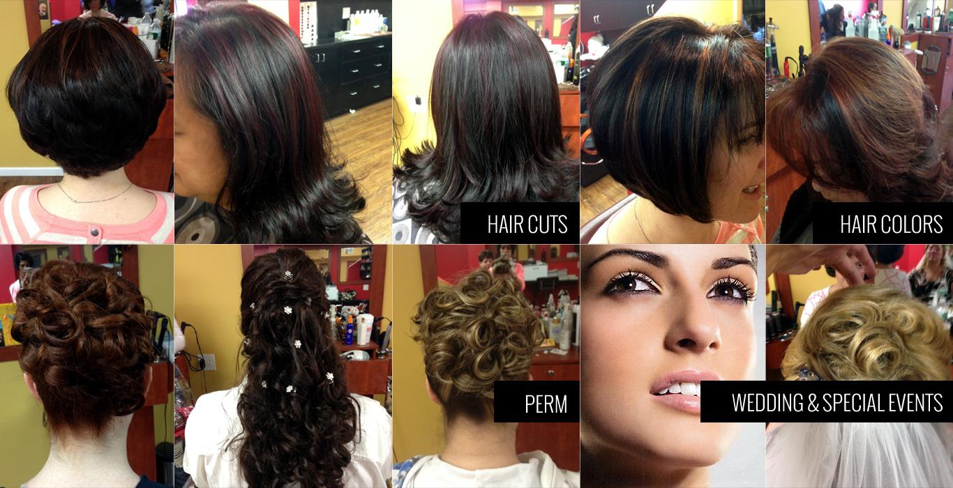 Hair cuts at Hair Hut Studio